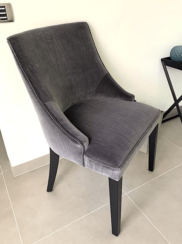 Tub Chair - side