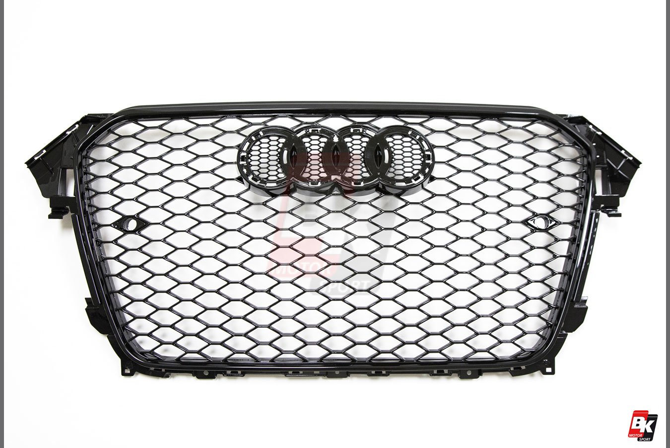 Bkm Front Bumper Kit With Front Grille Rs Style Fits