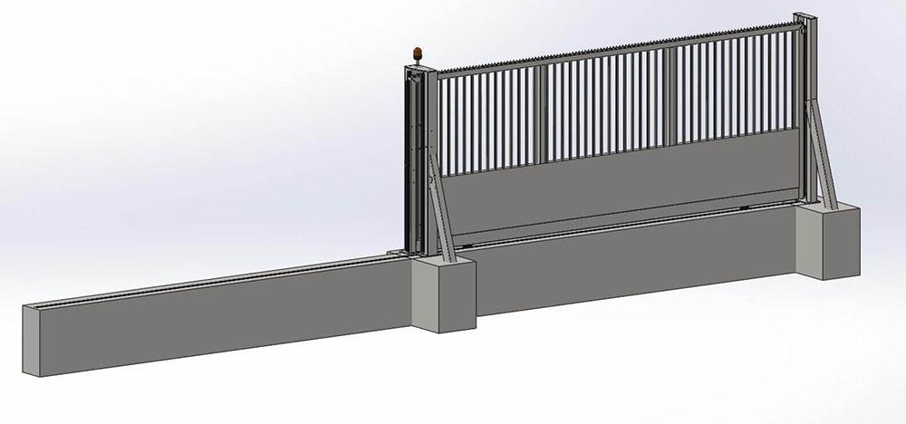 fortress-sliding-gate-manufacturer