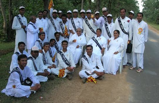 Shantidoot_Spiritual_padyatra_Brahmakumari-541x350
