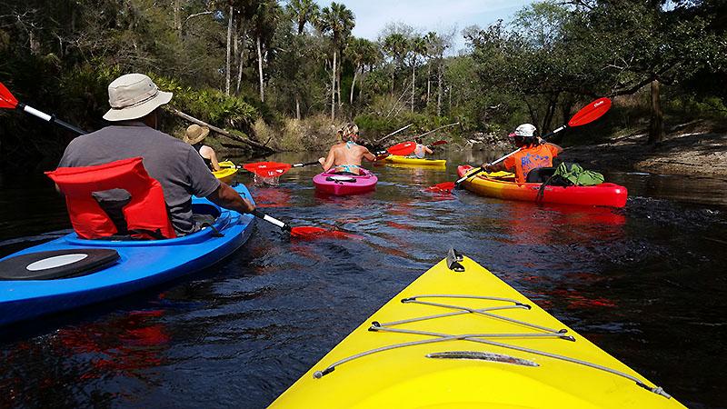 econ kayaking orlando florida