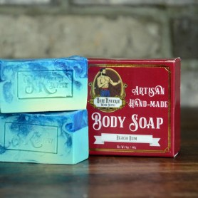 Beach Bum Artisan Body Soap with Box
