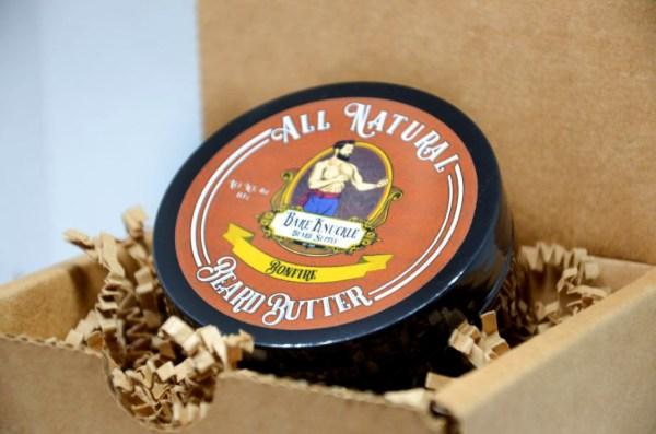 Bonfire Beard Butter - in Box