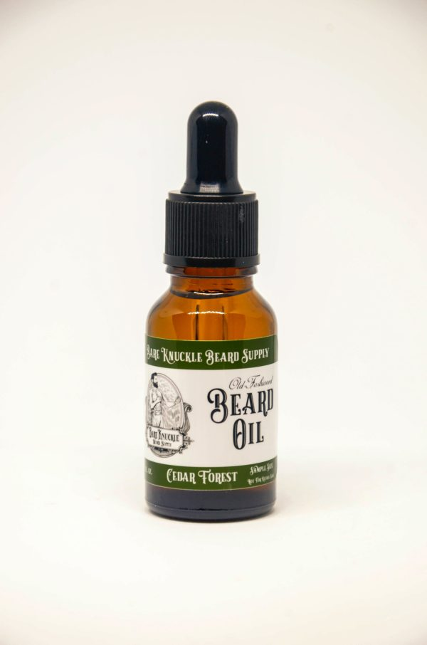 Cedar Forest Oil - .5 oz