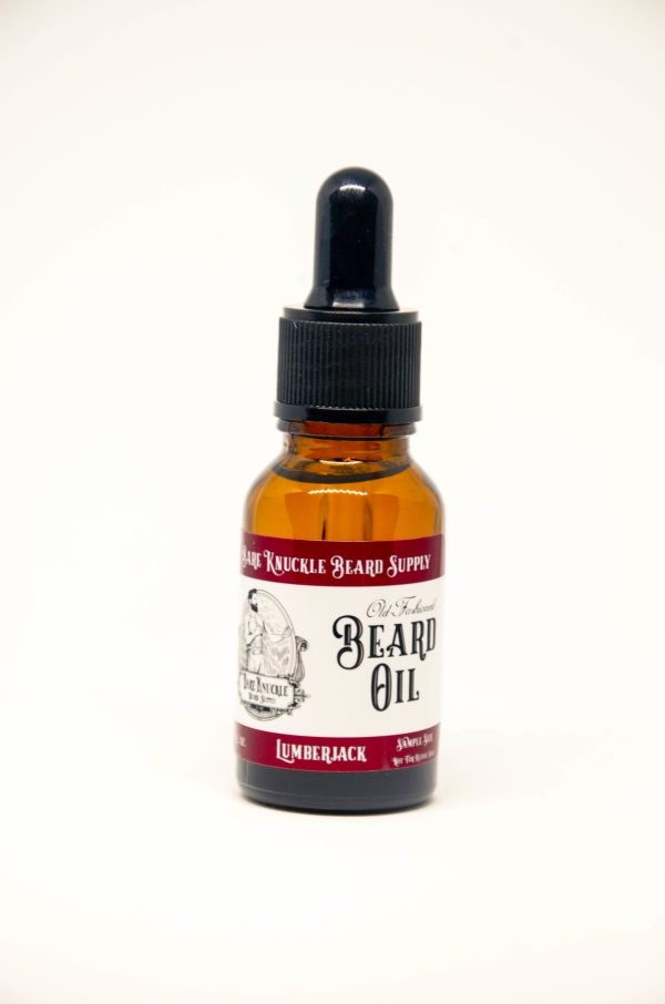 Lumberjack Oil - .5 oz