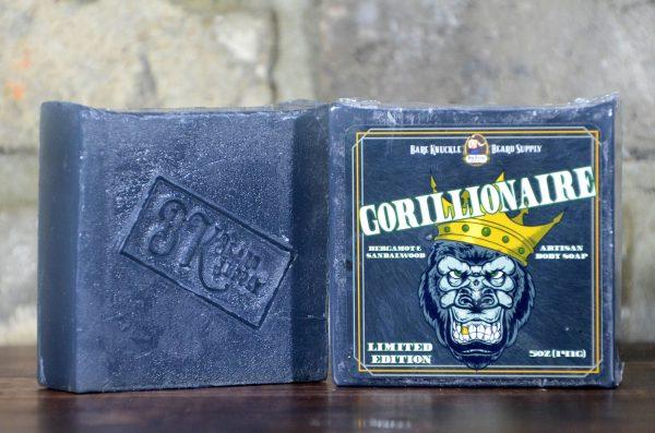Gorillionaire - Ape Nation Limited Edition Body Soap
