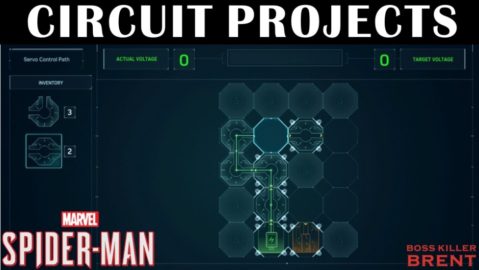 SpidermanCircuits