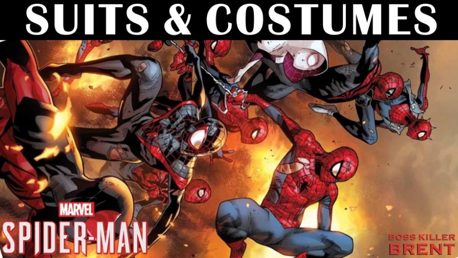 SpidermanSuits