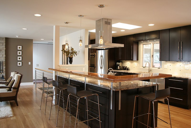 An Open Floor Plan For Your Kitchen