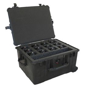 RDRCC Carrying Case BK Radios