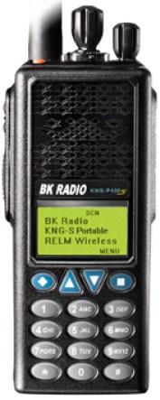 BK Radio KNG P150S