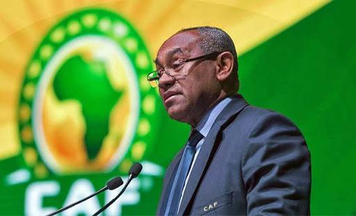 CAF : Le président Ahmad Ahmad, testé positif au coronavirus ce vendredi 30octobre 2020 .