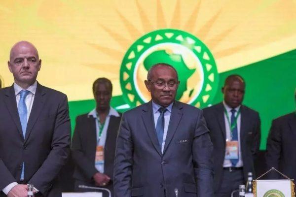 FOOTBALL: A.Ahmad président de la CAF risque une suspension de la Fifa.