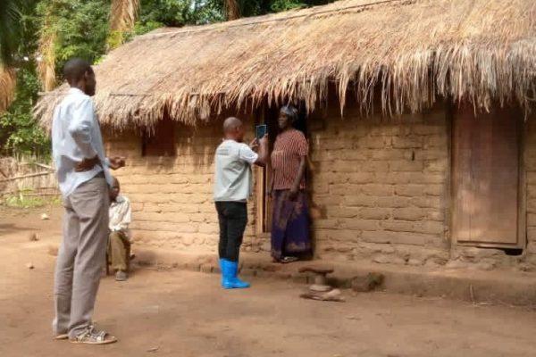 Sud-Kivu : Environ 22015 ménages seront identifiés de la vulnérabilité à l'insécurité alimentaire par Congo Handicap à FIZI.