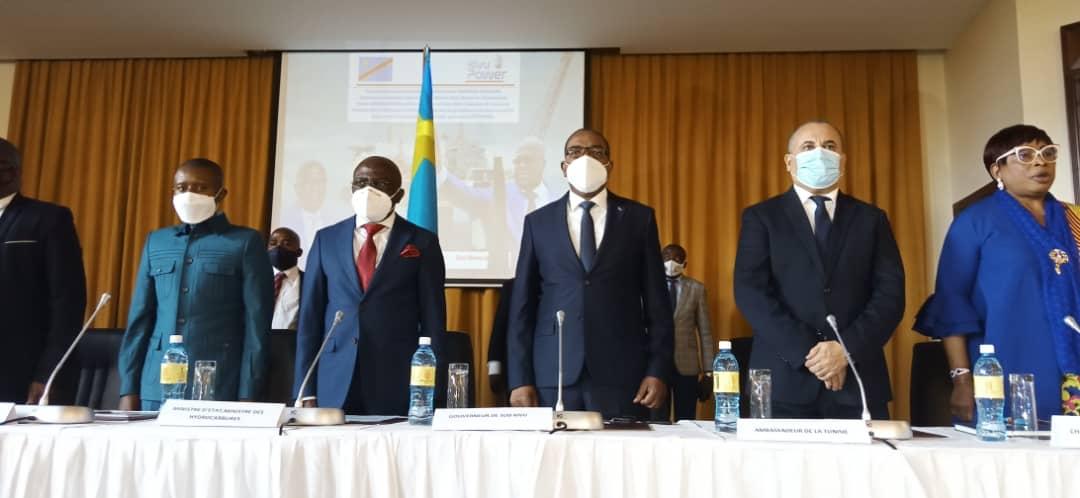 Goma: Début des travaux du comité  d'exécution du projet d'exploitation du gaz méthane dans  le bloc.