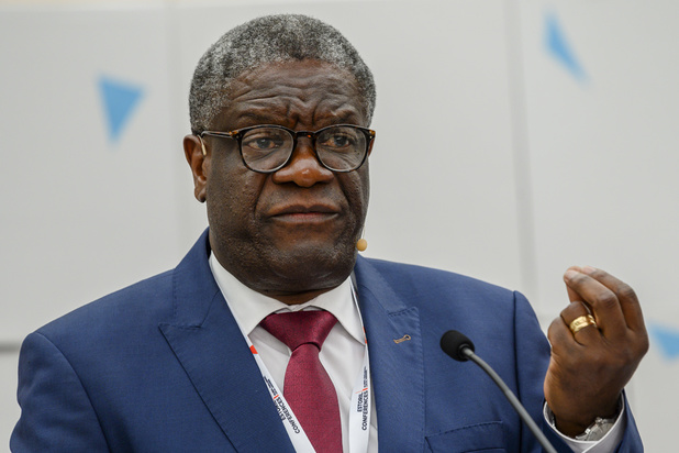 RDC : Dr Dénis MUKWEGE salue la condamnation de Ntaberi « Sheka »