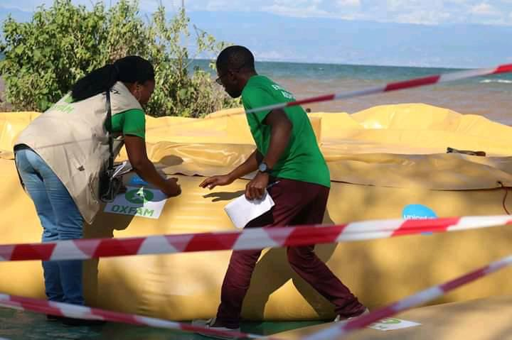 FIZI : Trois travailleurs de l'ONG OXFAM, kidnappés par les inconnus.