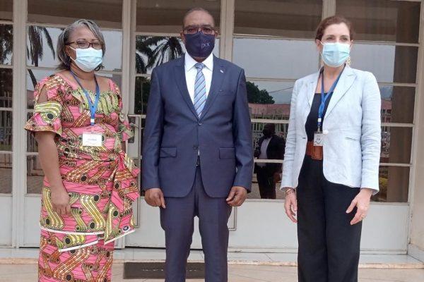 SUD-KIVU: Le gouverneur Théo  NGWABIDJE KASI accompagnera pour la récolte de fond de réparation de survivant de violences sexuelles.