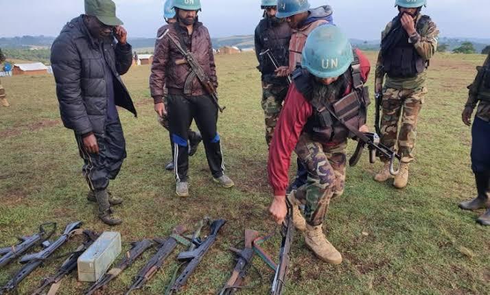Sud-Kivu : Réédition de certains combattants du groupe Makanika à MIKENGE.