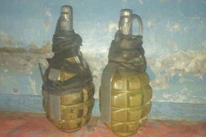 UVIRA : Deux sujets Burundais arrêtés avec grenades après une traversée fictive sur lac Tanganyika.