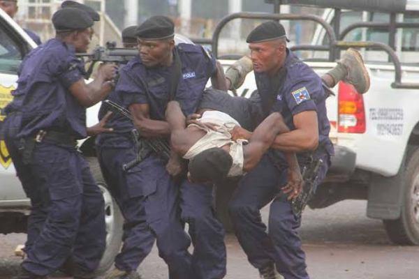 Sud-Kivu: Les policiers amortis seront remplacés par les policiers à sang chaud dixit le ministre provincial de l'intérieur.