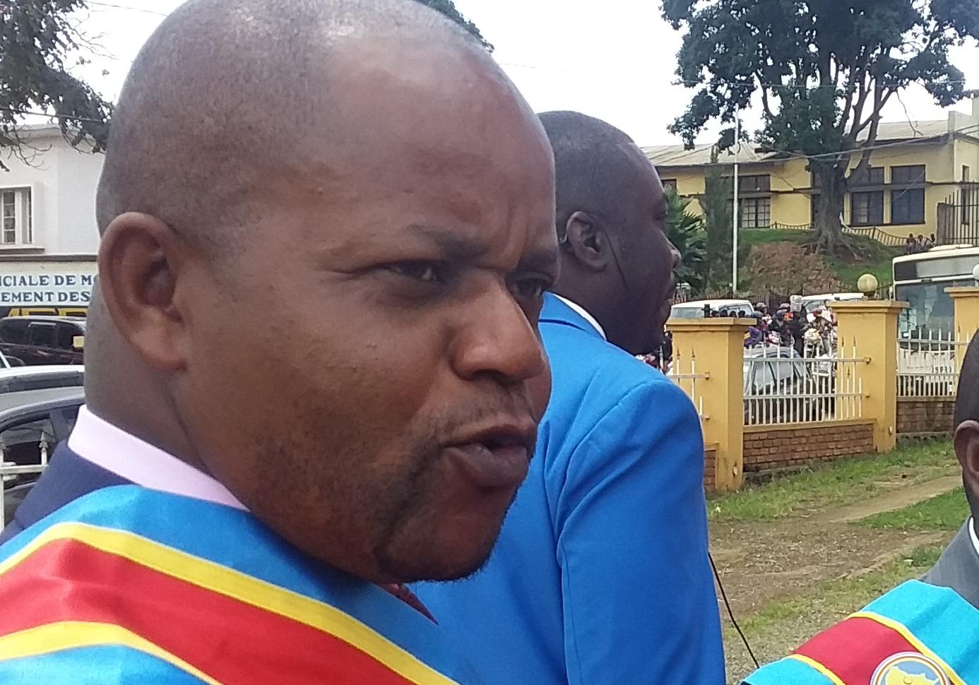 Sud-Kivu : Un député provincial ne tolère pas le discours de son  président.