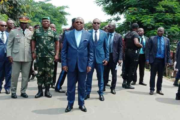 Sud-kivu : Amka Congo pointe le ministre Pius MWABILU dans la vente des parcelles de l'état via PPP.