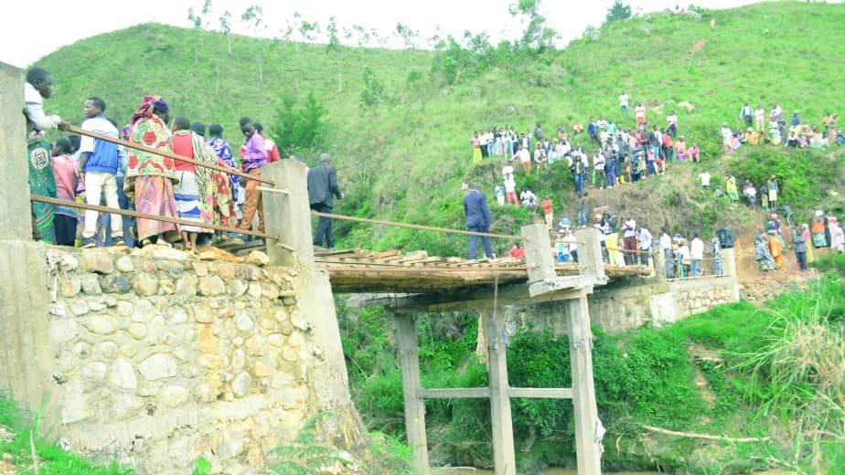 Sud-kivu : Un camp des déplacés Banyamulenges installé dans le village Kashama près de kaziba.