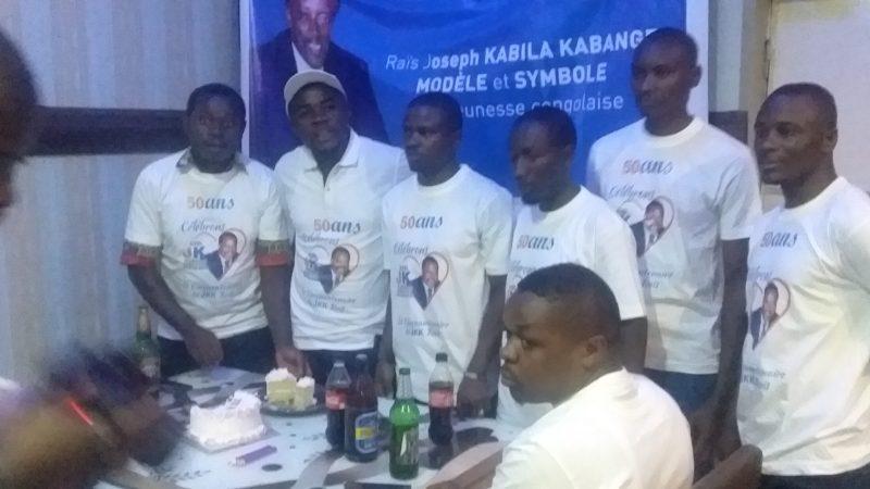Cinquantenaire de JKK à Bukavu : » Nous célébrons son charisme Présidentiel et son amour envers le Congo». Jeunes kabilistes asbl.