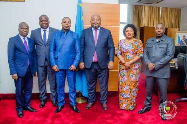 Réajustement salaires des députés en RDC : Le ministre BOJI s'est convenu avec  les députés  Provinciaux du Sud-kivu.