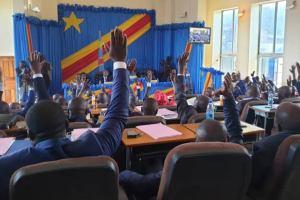 Sud-kivu : Une proposition  de loi sur