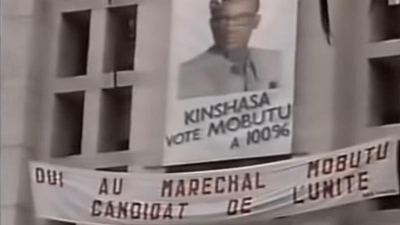Histoire RDC : Il y a 37 ans depuis que 14 millions de Zairois  ont voté  MOBUTU