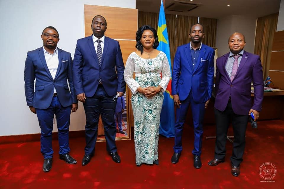 RDC :  Claudine NDUSI compte accompagner les jeunes et les femmes dans la création de l'emploi