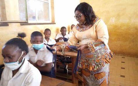 Sud-Kivu 1 / TENAFEP 2021:  Plus de filles que les garçons aux épreuves de fins d'études primaires