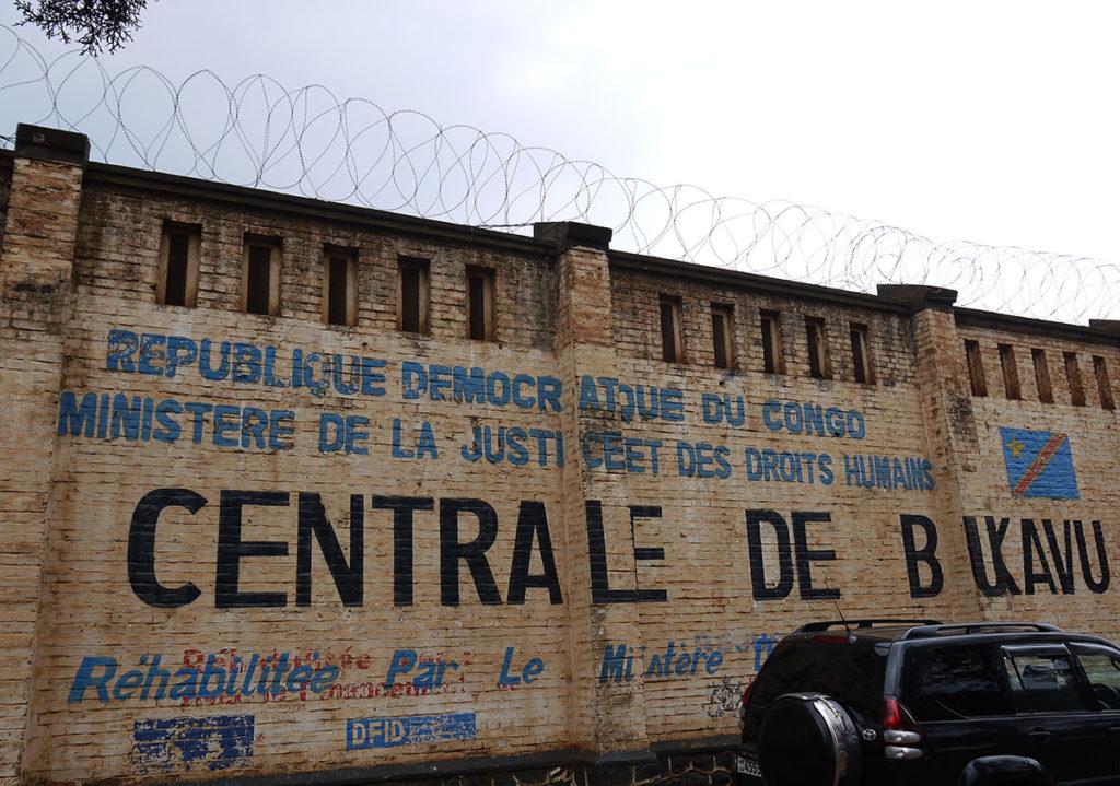 Sud-Kivu :  La société civile pose ses conditions avant la délocalisation de la prison centrale de Bukavu