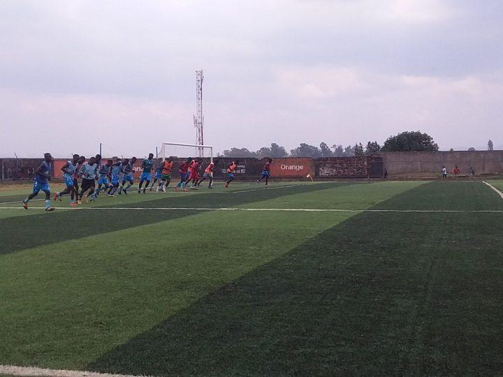 Match amical à Bukavu : O C MUUNGANO a écrasé FC AJAX