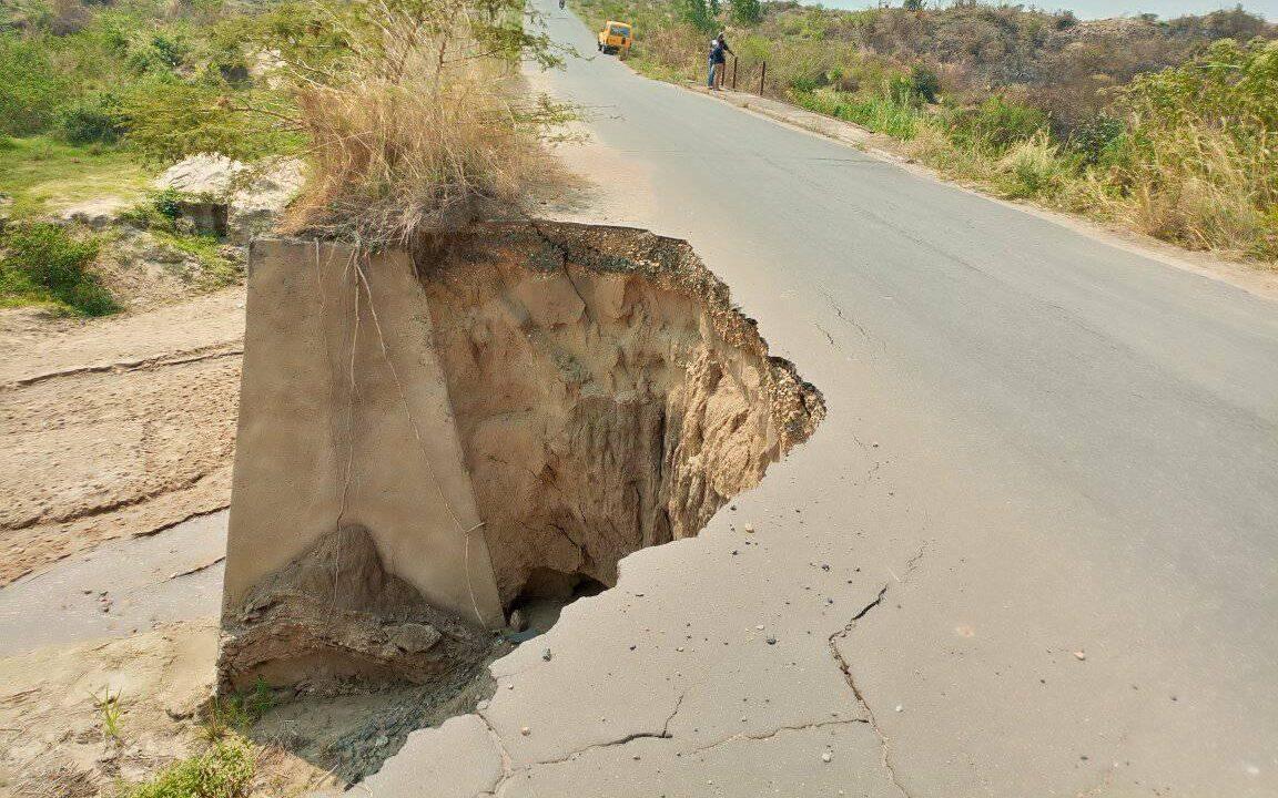 SUD-KIVU/UVIRA : Vers la coupure de la route Bukavu-Uvira au niveau de Kamanyola