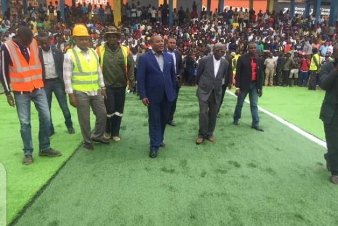 Sud-Kivu/sport : Claude NYAMUGABO décide la retransmission direct de matchs de la LINAFOOT à sa chaine