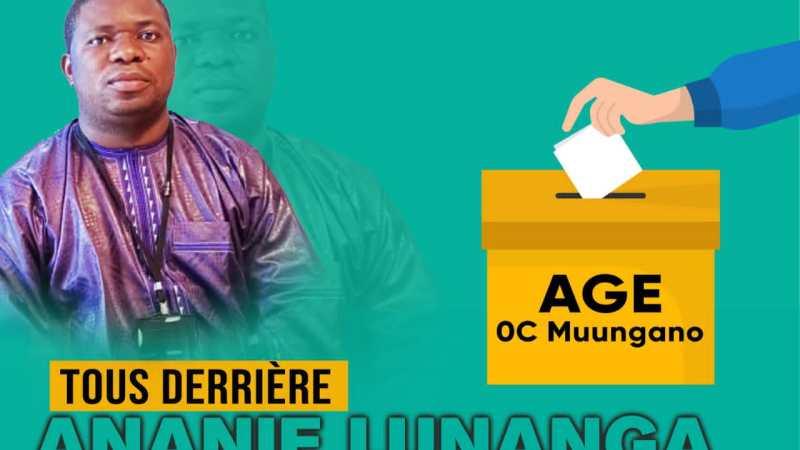 Elections chez OC Muungano : Entérinement d'ANANIE LUNANGA comme président par FECOFA déclenche la guerre entre  fanatiques.