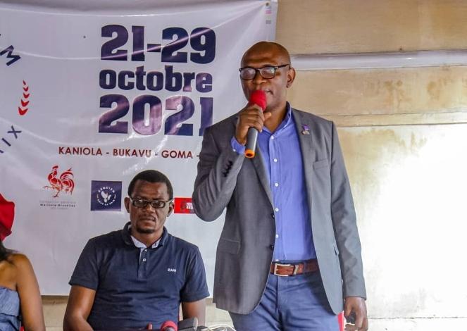 Requiem pour la paix 2021 : '' Nous nous sommes appropriés le mois d'octobre car ce mois a enregistré plus de martyrs que d'autres mois en RDC.''Remy KASINDI