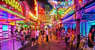 Вечерний Бангкок 18+