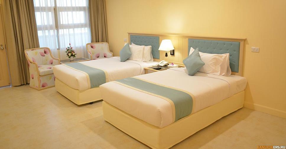 (Паттайя) - лучший бюджетный вариант отдыха в Таиланде
