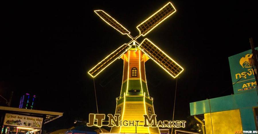 Night Market Jomtien