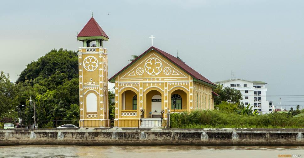 Первая пресвитерианская церковь в Бангкоке