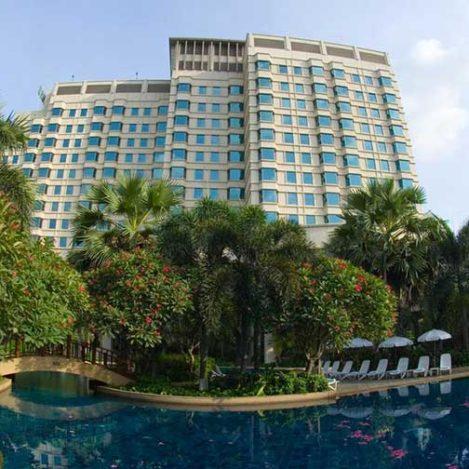 """Отель в Rama Gardens Hotel по программе """"Восхитительный Бангкок"""" на 5 дней."""