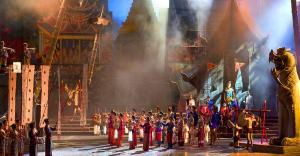 Шоу Сиам Нирамит (Siam Niramit) в Бангкоке