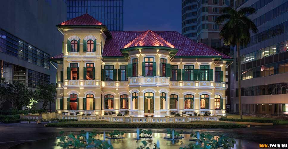 ★★★★★W Bangkok Hotel - Старое посольство СССР (РФ) в Таиланде