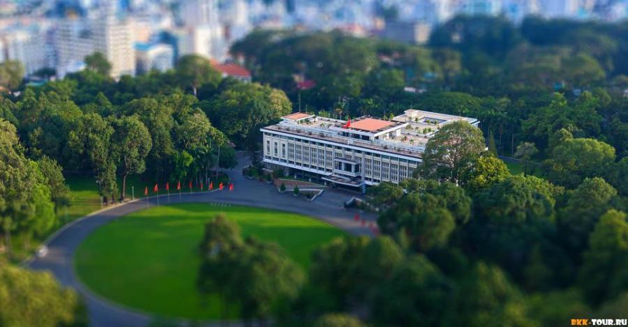 Дворец Воссоединения (Хошимин, Вьетнам)