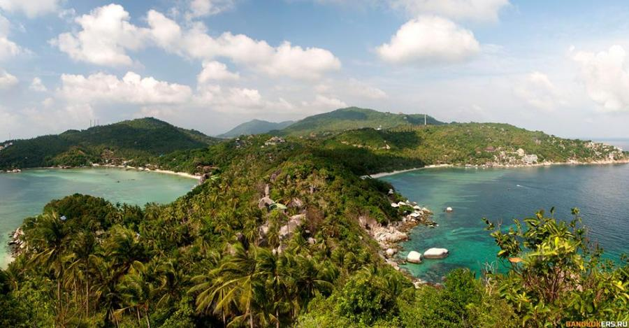 Ko Тао - остров Тао (англ. Koh Tao)