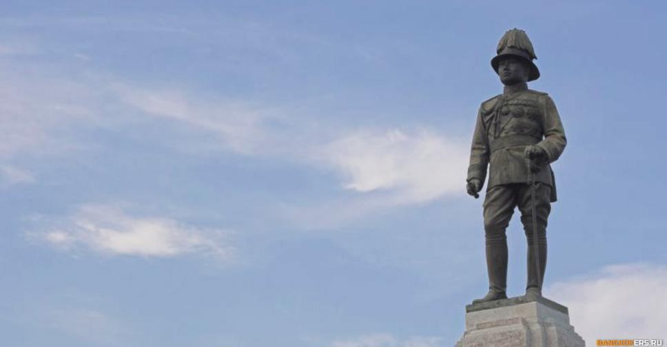 Статуя короля Рамы VI